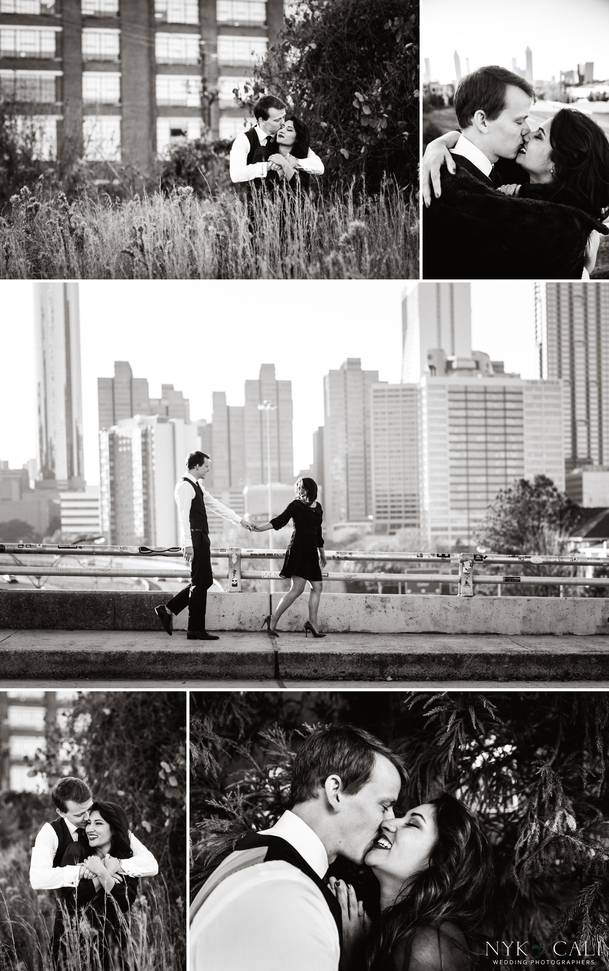 Steve + Stephanie | Atlanta Engagement Photography » Nyk +